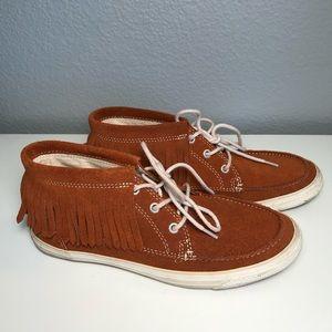 Converse Suede Moccasin Sneakers Chucks